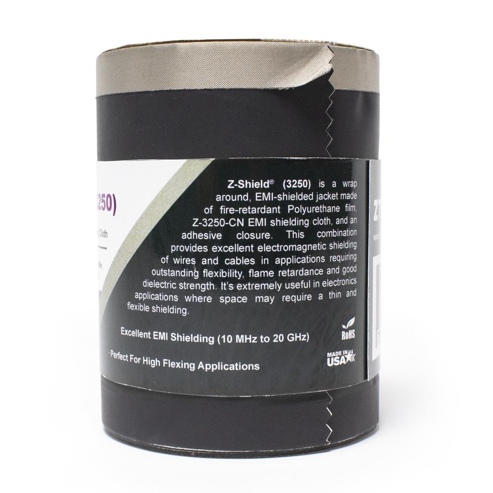 Z-Shield (3250) - Product Description Label