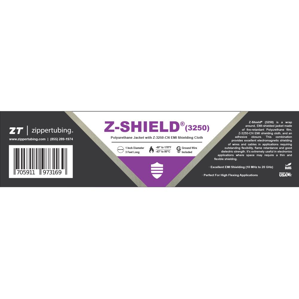 Z-Shield (3250) - Consumer Label
