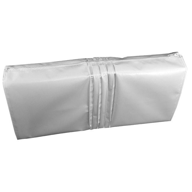 Pleated polyurethane cover image