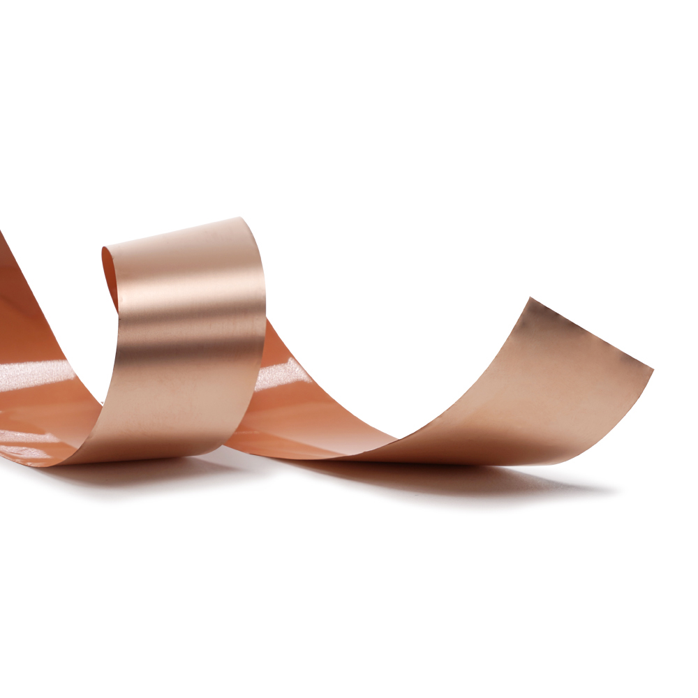 Copper Foil - Cu - Polyester PET Backed Copper Foil EMI Shielding Material
