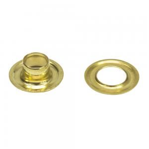 Round Brass Grommets with Part Number: