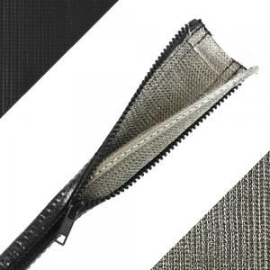 Zipper-Mesh™ (PVL) with Part Number: ZT02-07-001-0.5-B