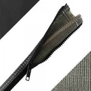 Zipper-Mesh™ (VNH) with Part Number: ZT02-07-024-0.5-B