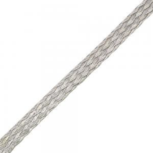 15 AWG Braided Ground Straps with Part Number: